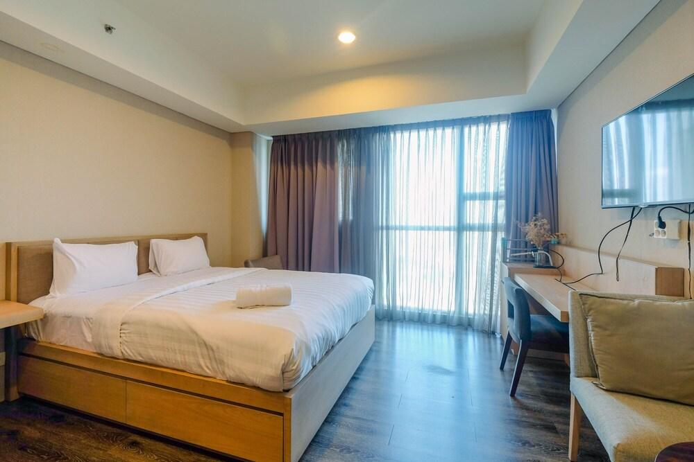 Minimalist and Posh Studio Kemang Village Apartment