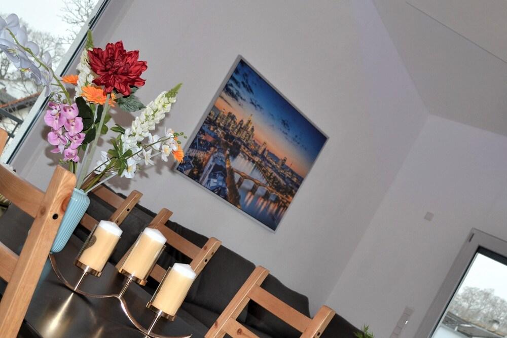 Unique Apartment 120 qm 40 qm Terasse #128676