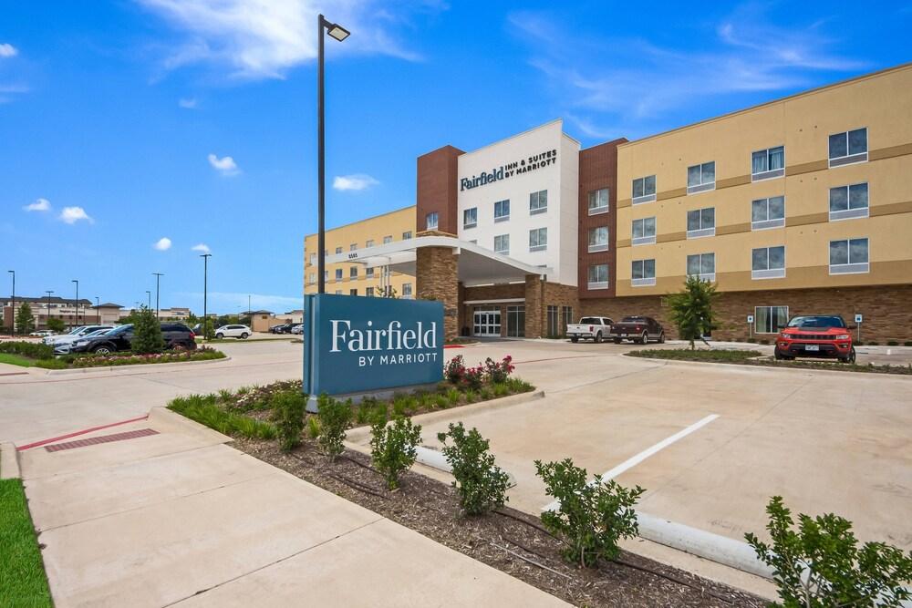 Fairfield Inn & Suites By Marriott Dallas Plano Frisco