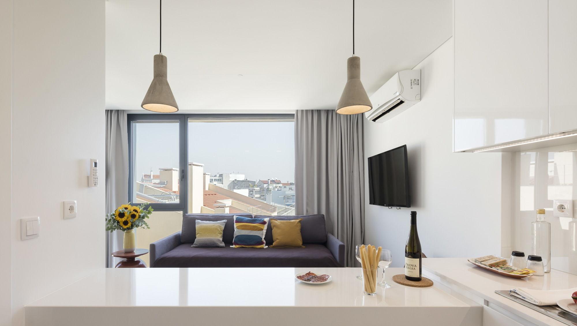 Lisbon Serviced Apartments Parque