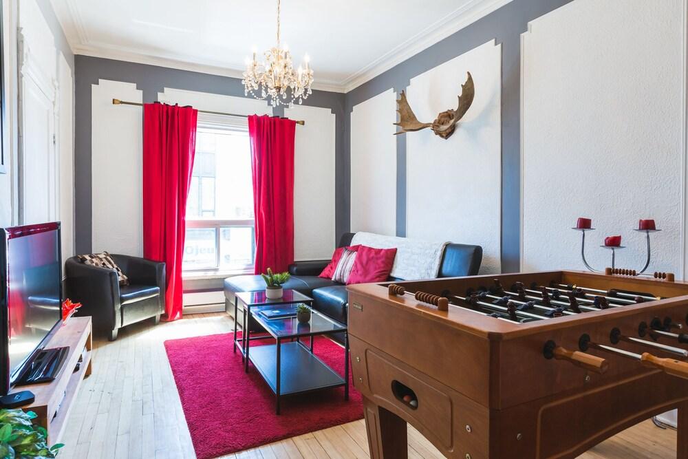 Mtlvacationrentals Appartements Plateau Mont Royal