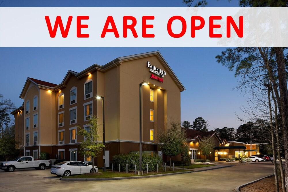 Fairfield Inn & Suites Houston Intercontinental Airport