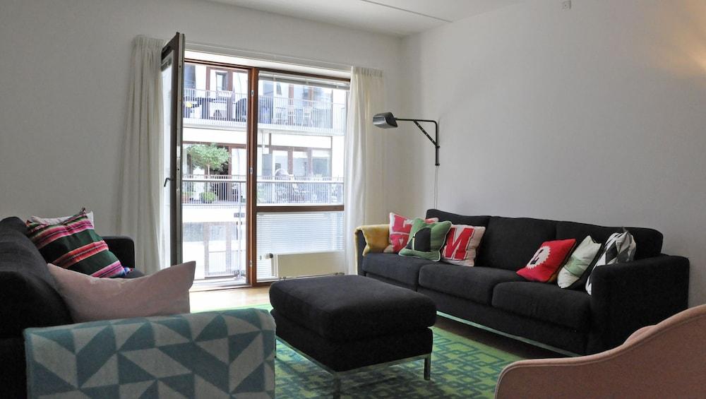 2 bedroom apt Christianshavn 417 1