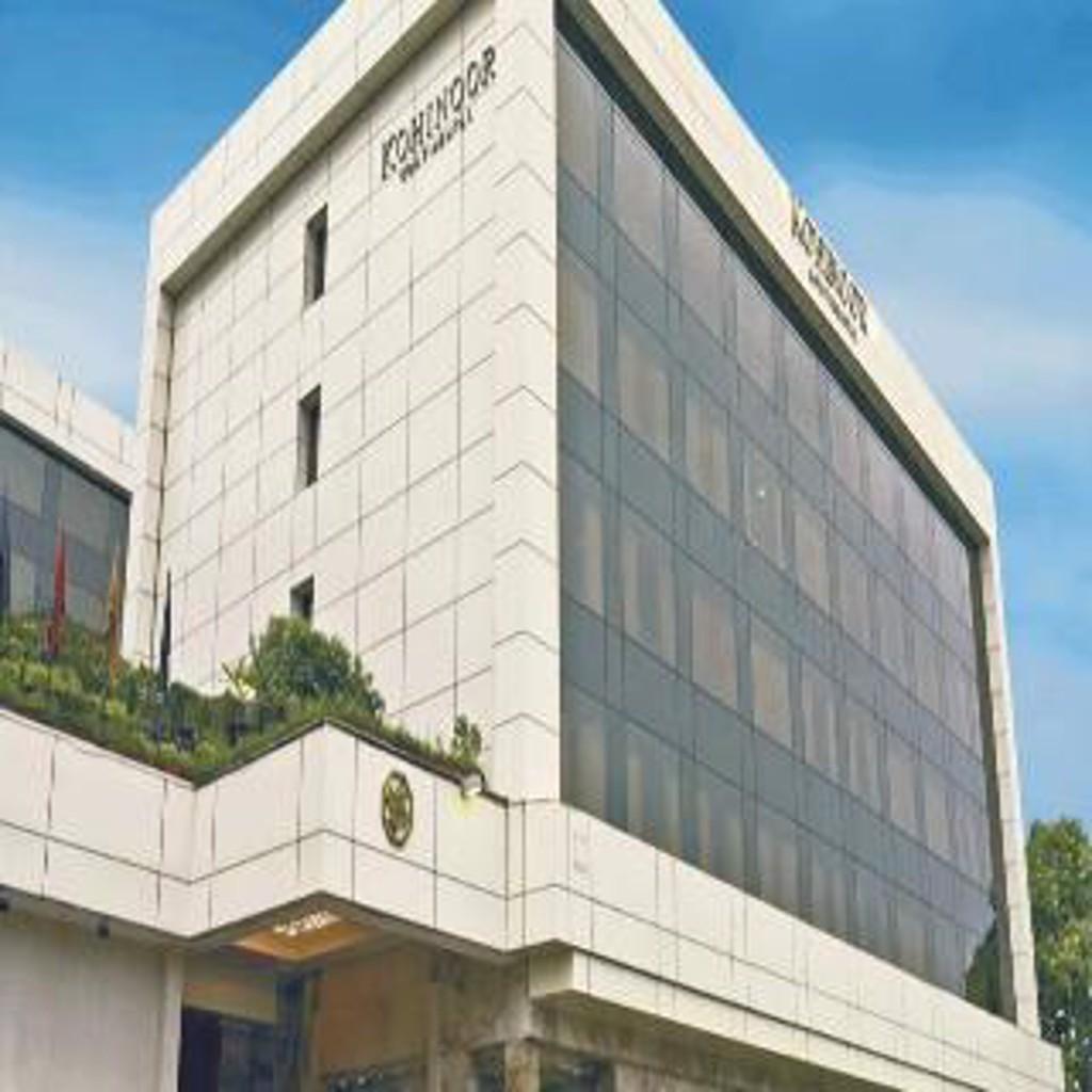 Kumaria Presidency Hotel