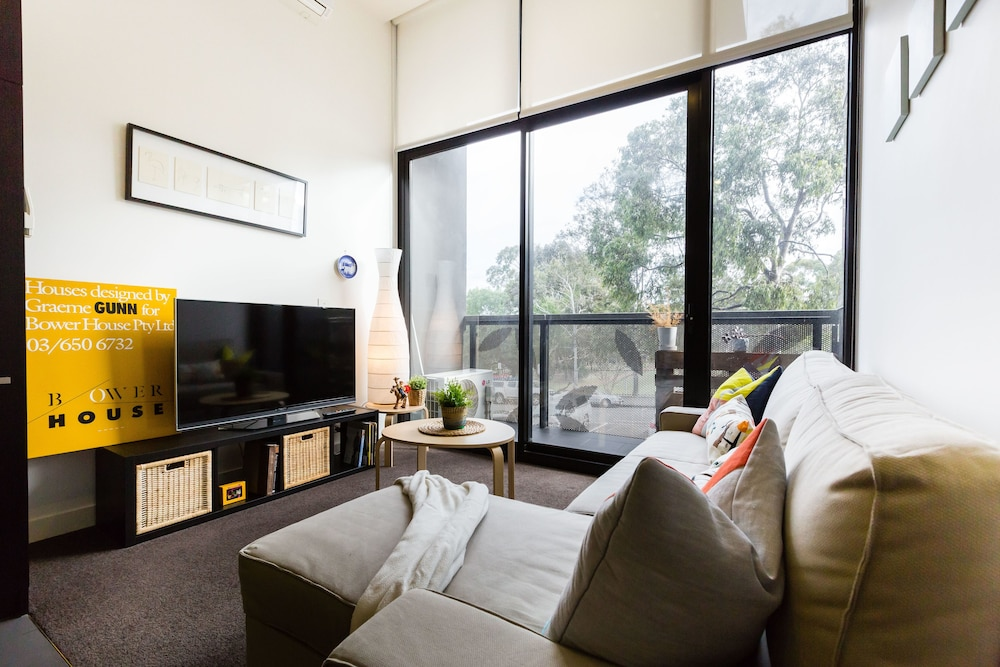 George 1Bdr North Melbourne Apartment