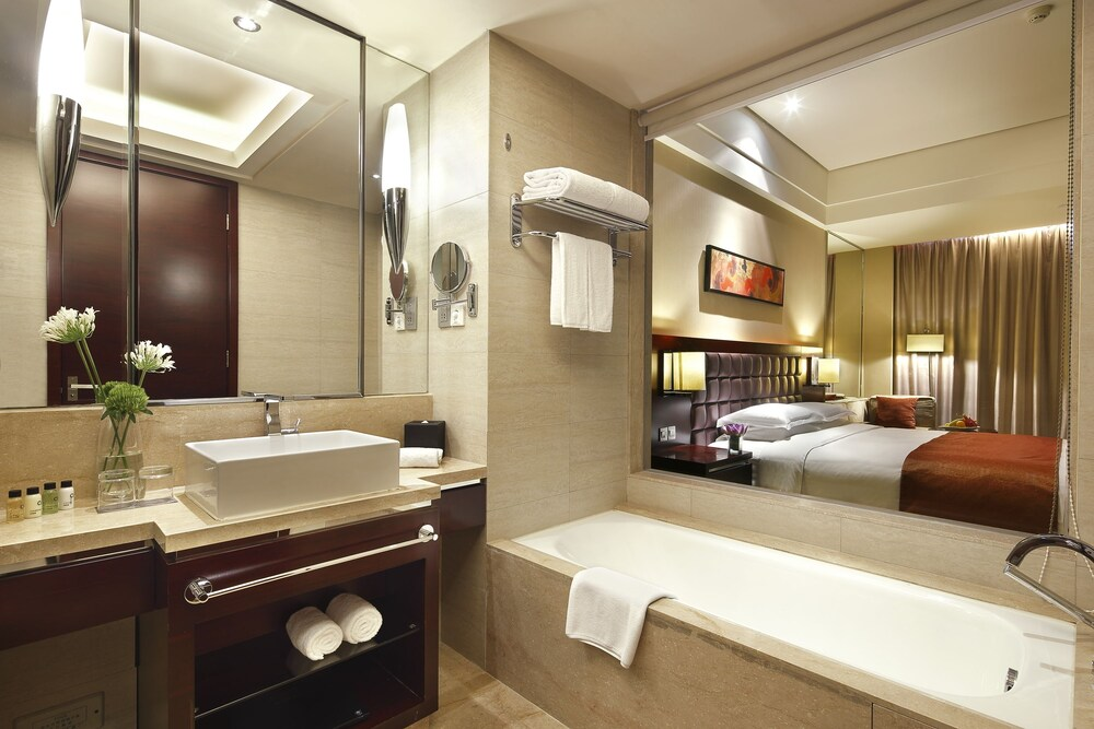The QUBE Hotel Shanghai Pudong International Airport