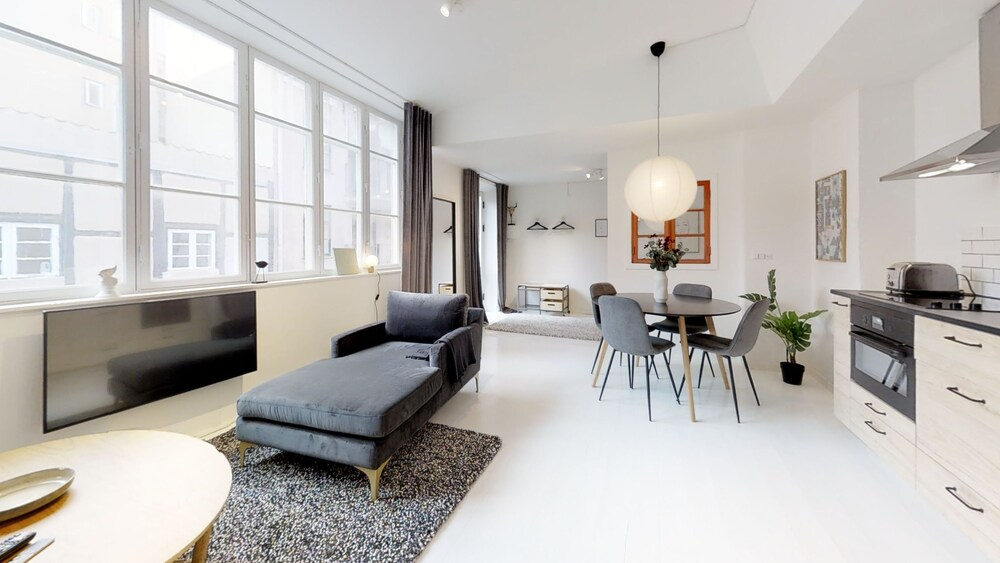 Charming Designer Loft by Kongens Nytorv