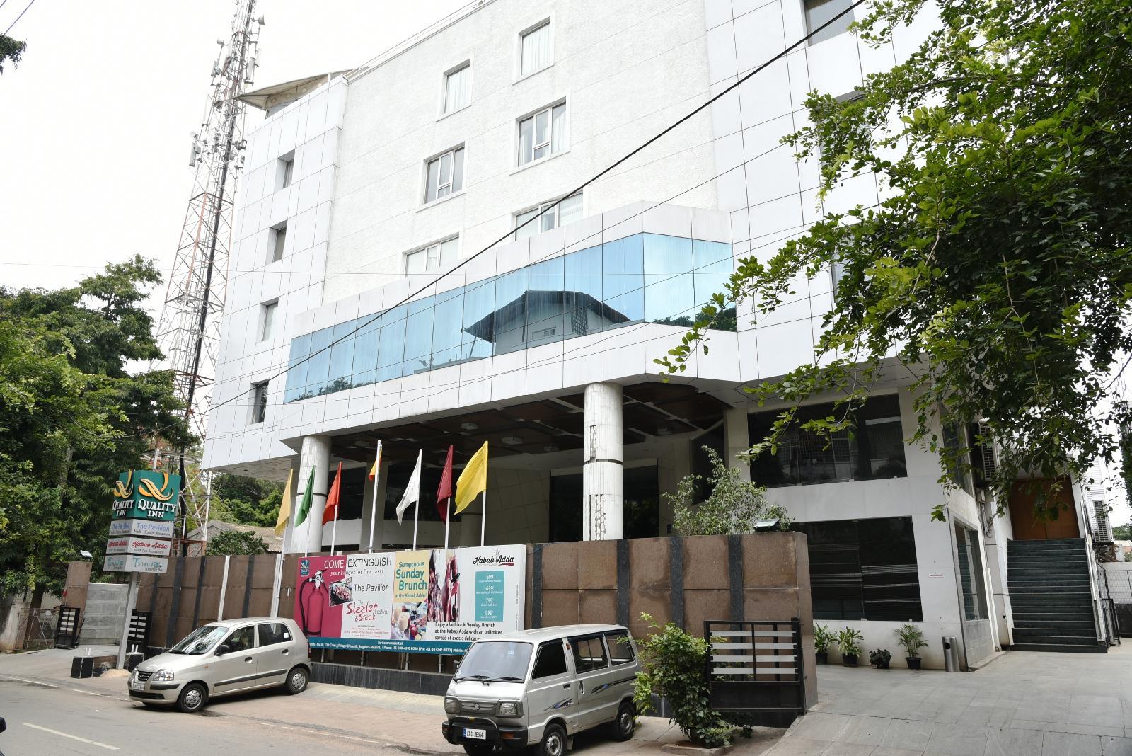 Gallery image of Quality Inn Shravanthi