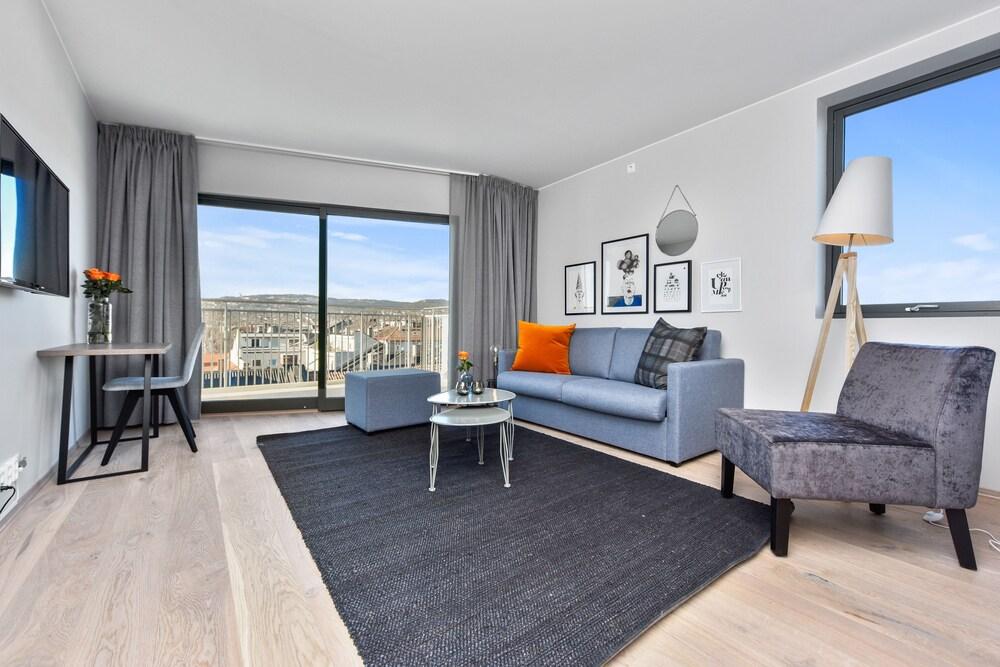Oslo Apartments Schultz Gate