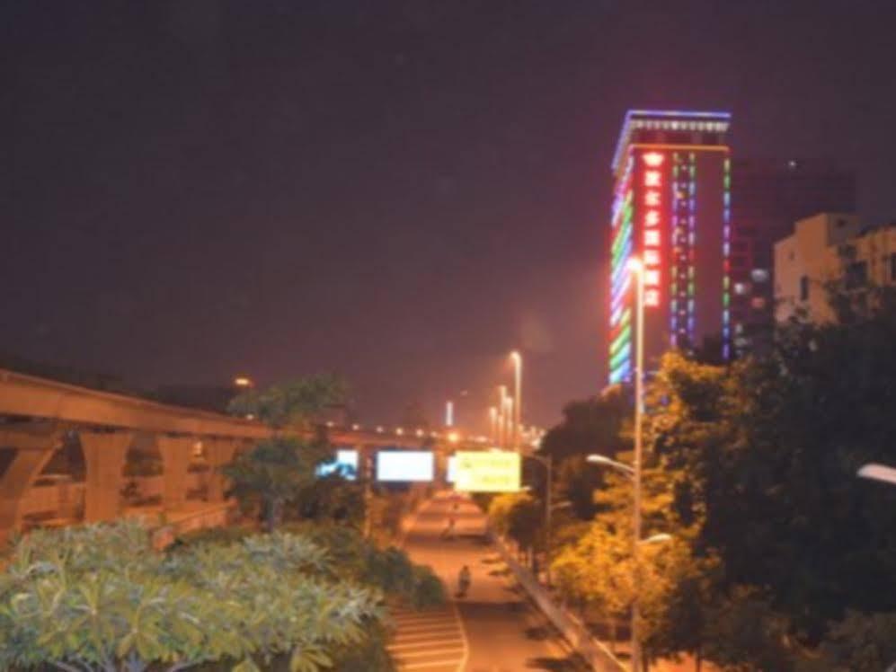 Shenzhen Borderaux Hotel