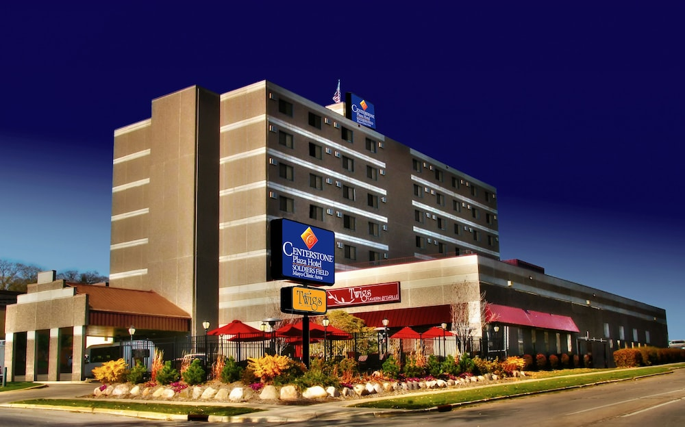 Centerstone Plaza Hotel Soldiers Field Mayo Clinic Area
