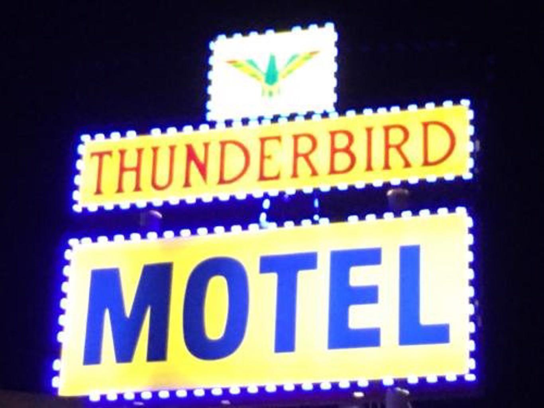 Thunderbird Motel Las Vegas New Mexico
