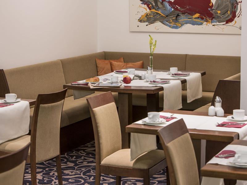 Austria Trend Hotel Rathauspark (آوستریا ترند هتل راتاوسپارك) Restaurant