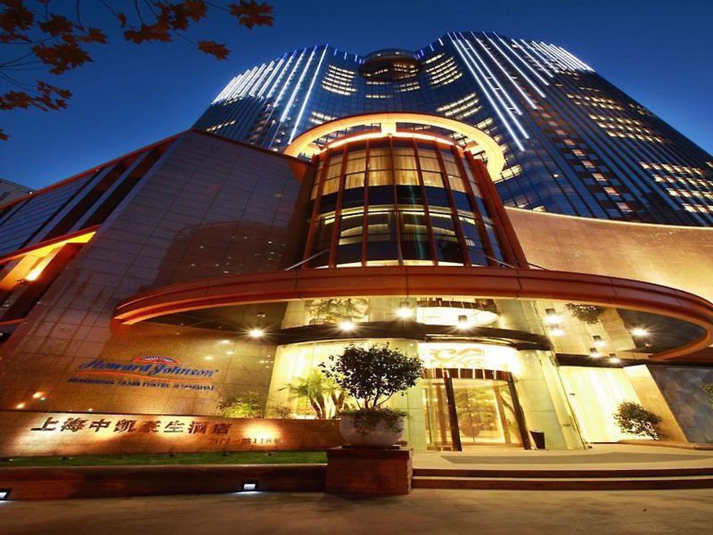Howard Johnson Business Club Hotel Shanghai