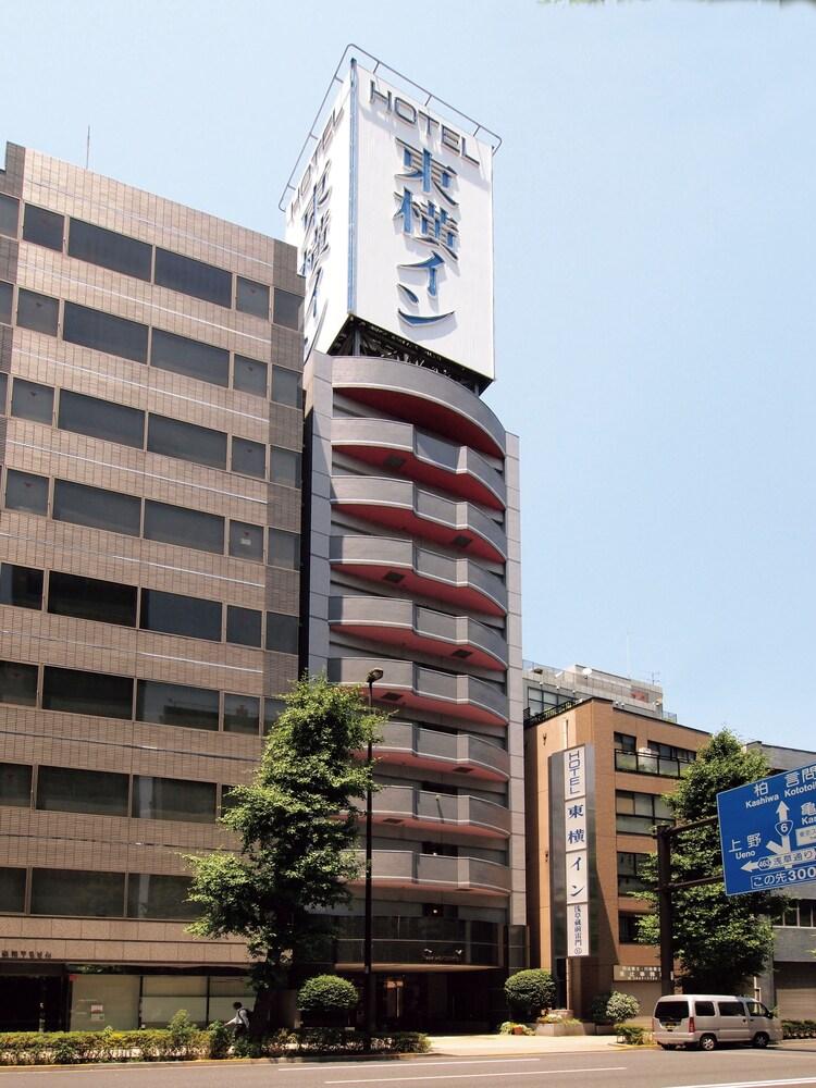Toyoko Inn Tokyo Asakusa Kuramae Kaminarimon