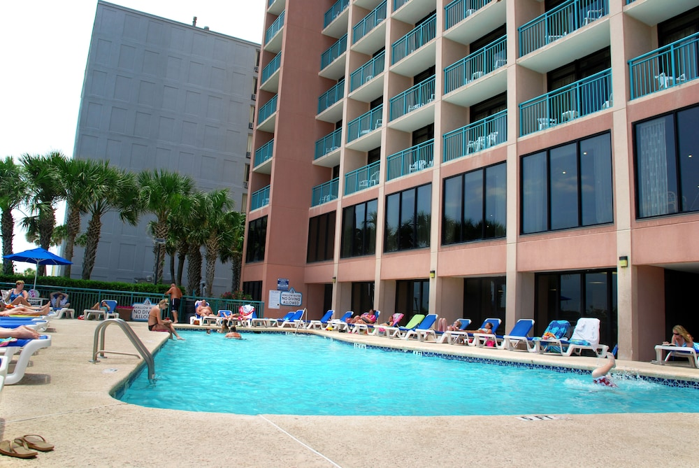 Gallery image of Sandcastle Oceanfront Resort South Beach