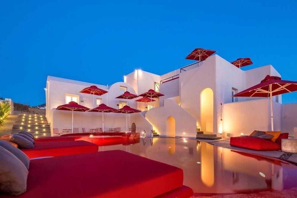 Art Hotel Santorini