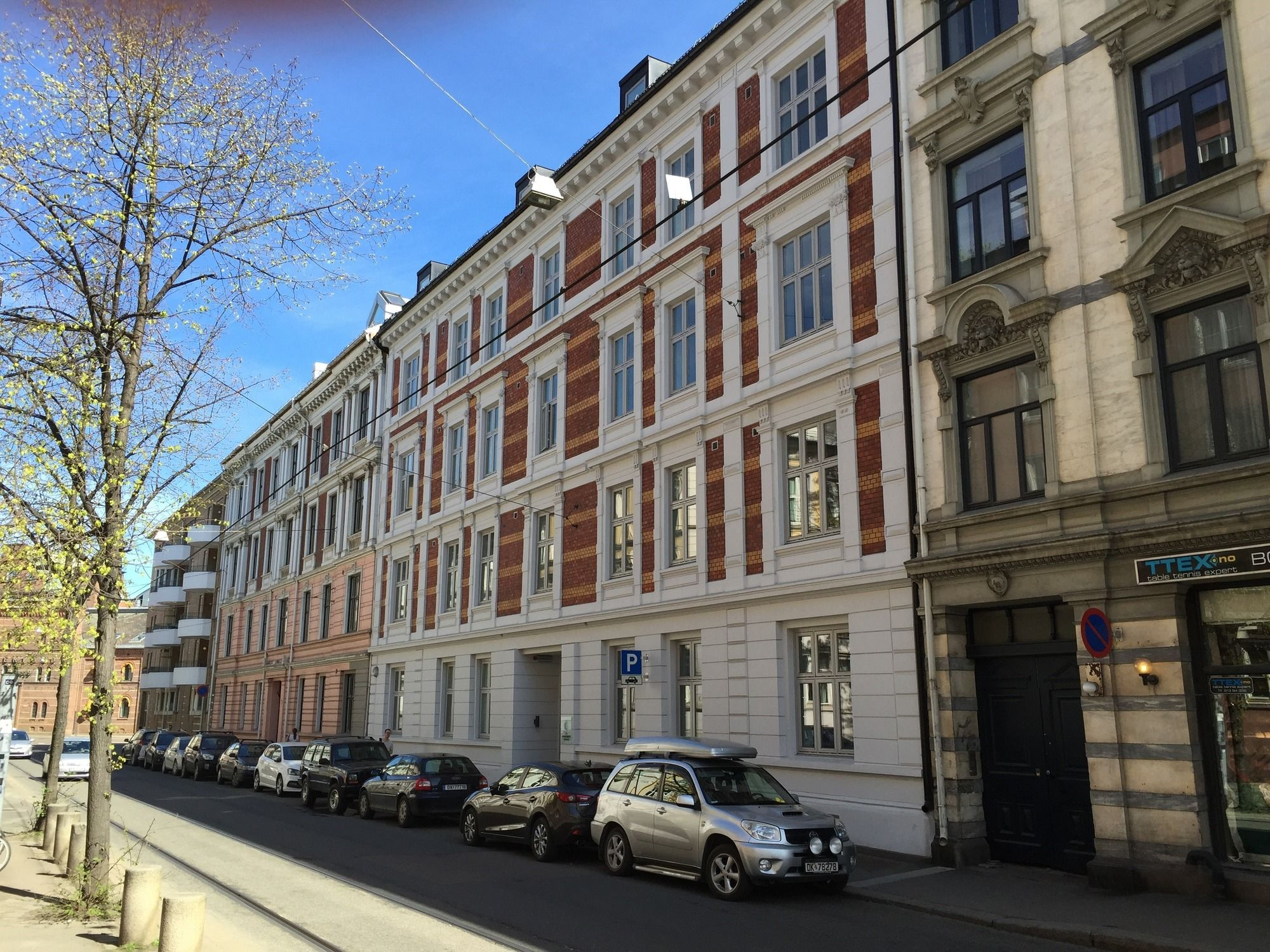 The Apartments Company Parkveien