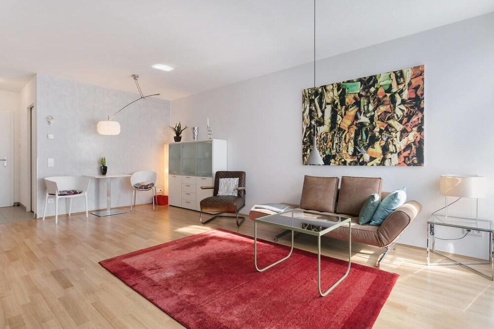 Modernes Apartment in Dresden Neustadt