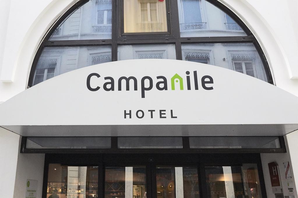 Gallery image of Campanile Lyon Centre Berges du Rhône
