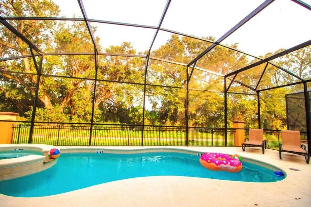 Aco Premium 7 Bd With Pool Grill And Spa