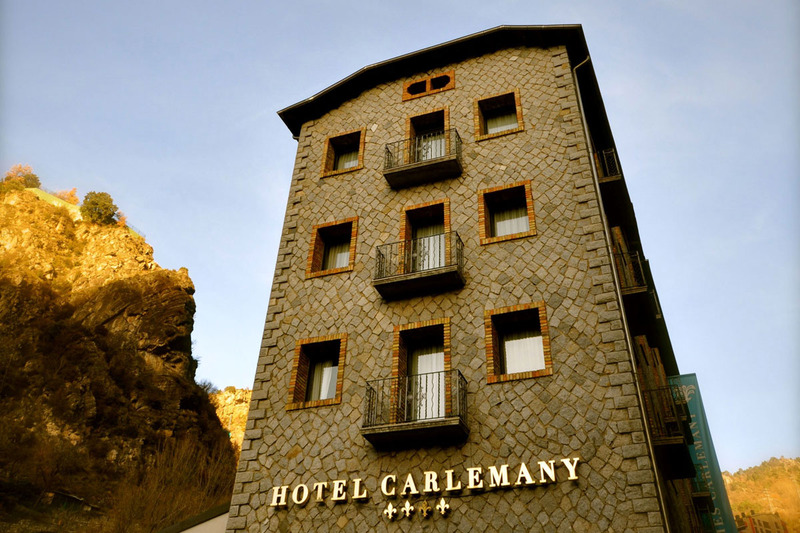 Gallery image of Spa Termes Serhs Carlemany