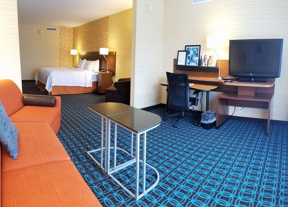Fairfield Inn & Suites by Marriott Rochester West Greece