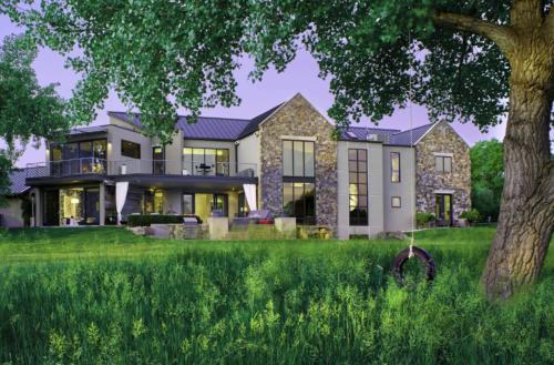 Indigo Vibrant & Vast Estate w Mountain & Lake Views
