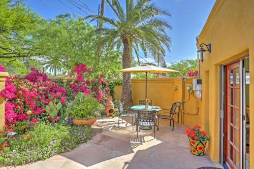 Tucson Cottage with Patio Mins From Downtown and UA
