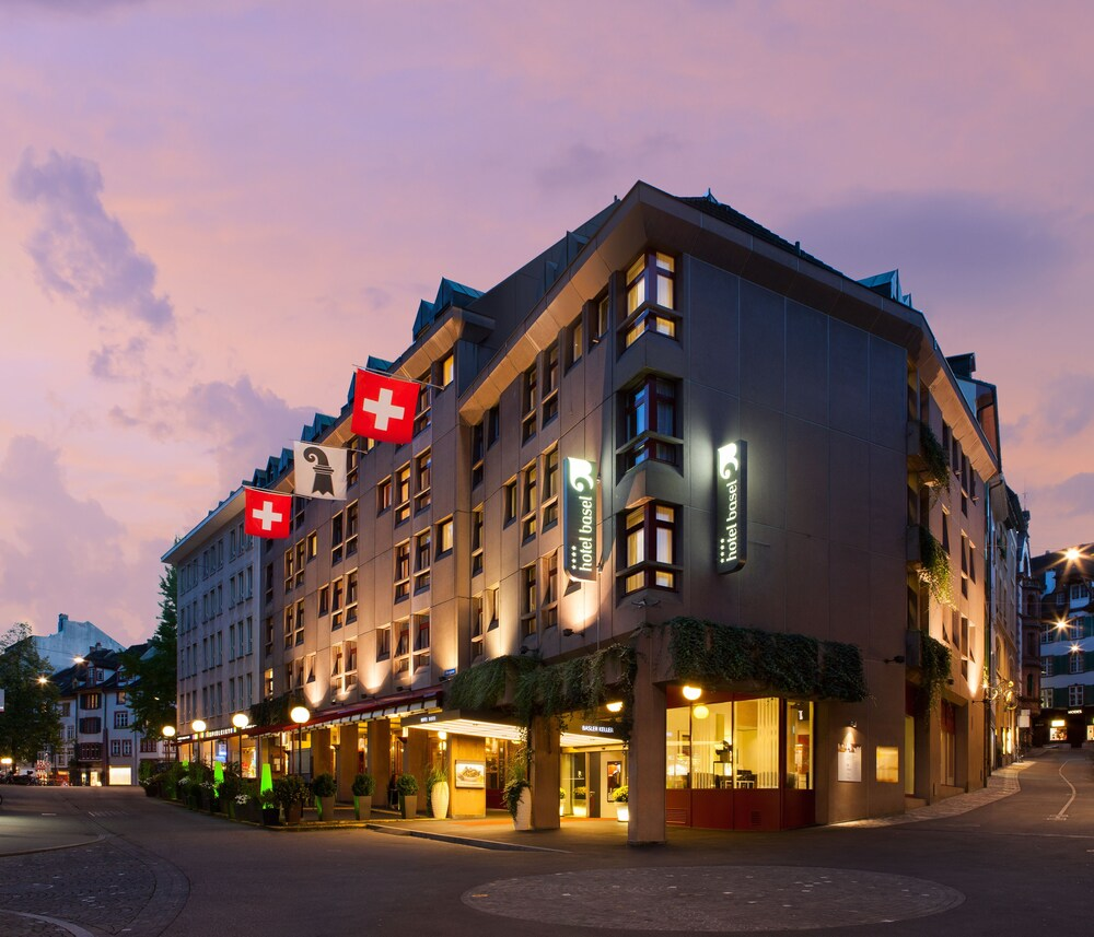 Hotel Basel urbane Tradition und Moderne