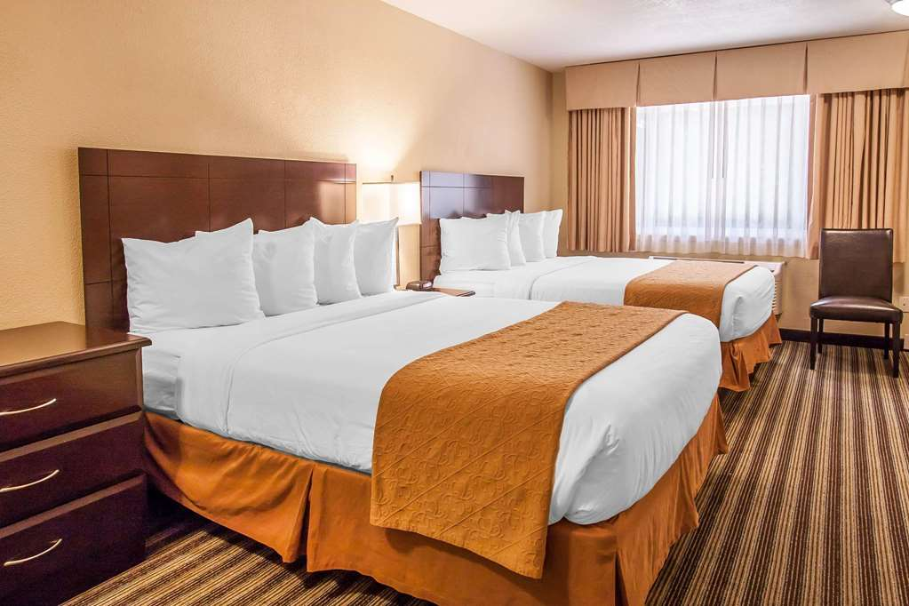 Gallery image of Quality Inn And Suites Vancouver