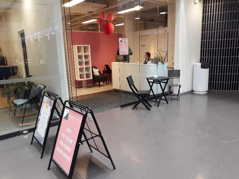 Kamppi Studio at Ruoholahdenkatu 10