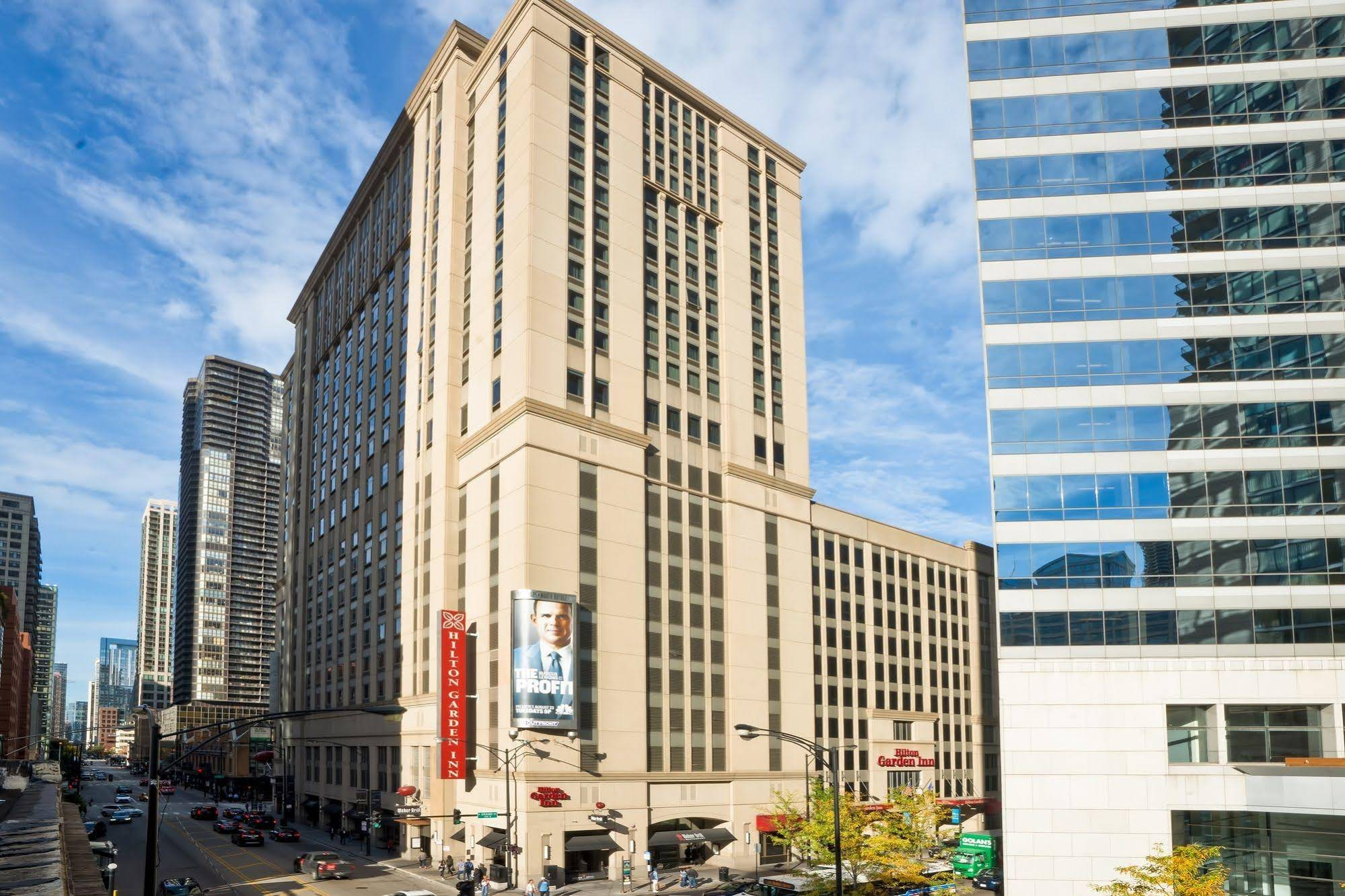 Hilton Garden Inn Chicago Downtown Magnificent Mile