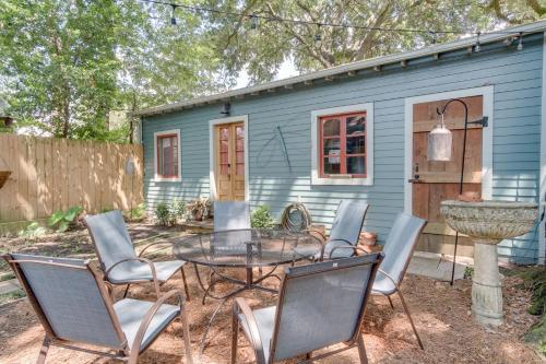 Oak Guesthouse & Backyard by Tulane