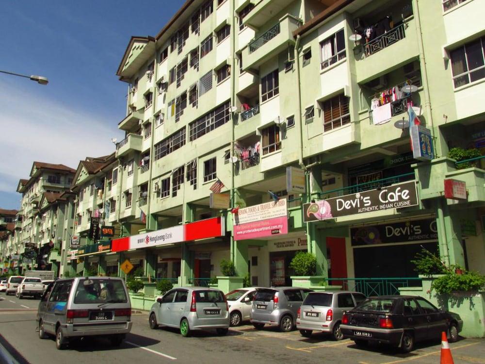 Gallery image of Promenade Service Apartments