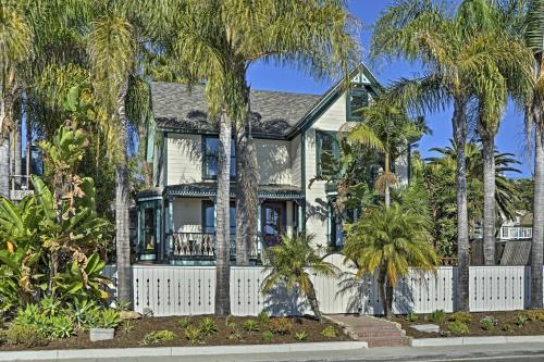 'The Lillie House' in Santa Barbara Area By Beach