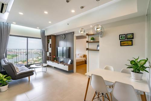 Green Home At Masteri Thao Dien