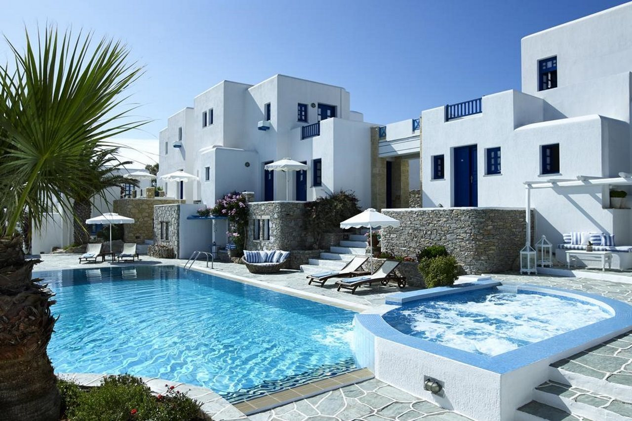 Gallery image of Folegandros Apartments