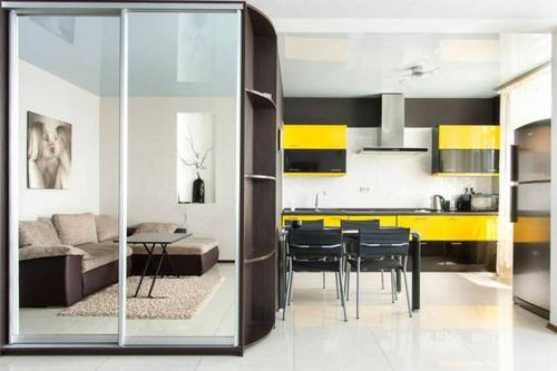 Modern style Apartment In Kiev