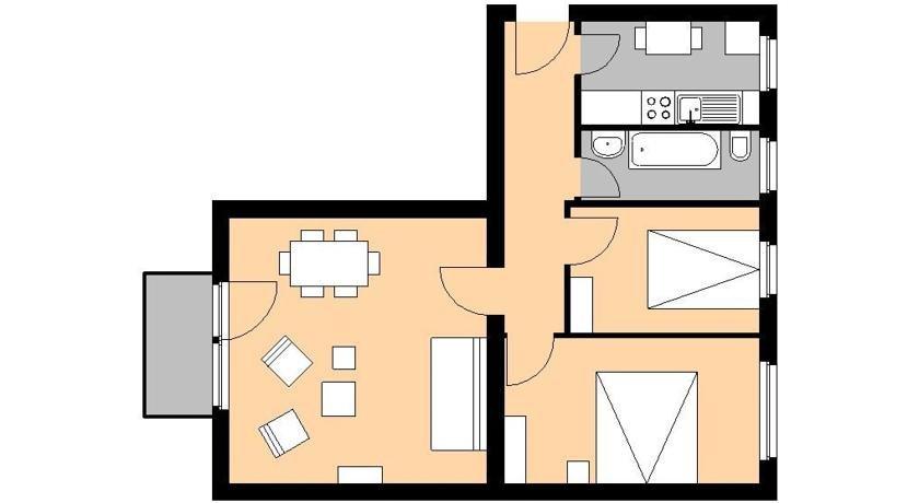 M M Central Apartments (م م سنترال آپارتمنتس)