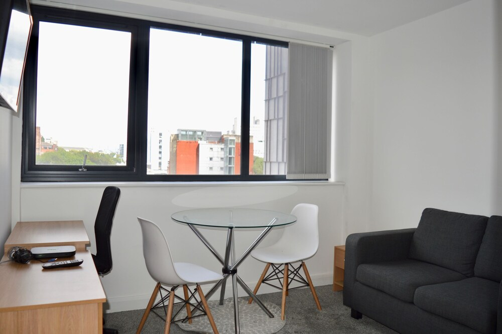 Stylish Studio Apartment in Manchester City Centre