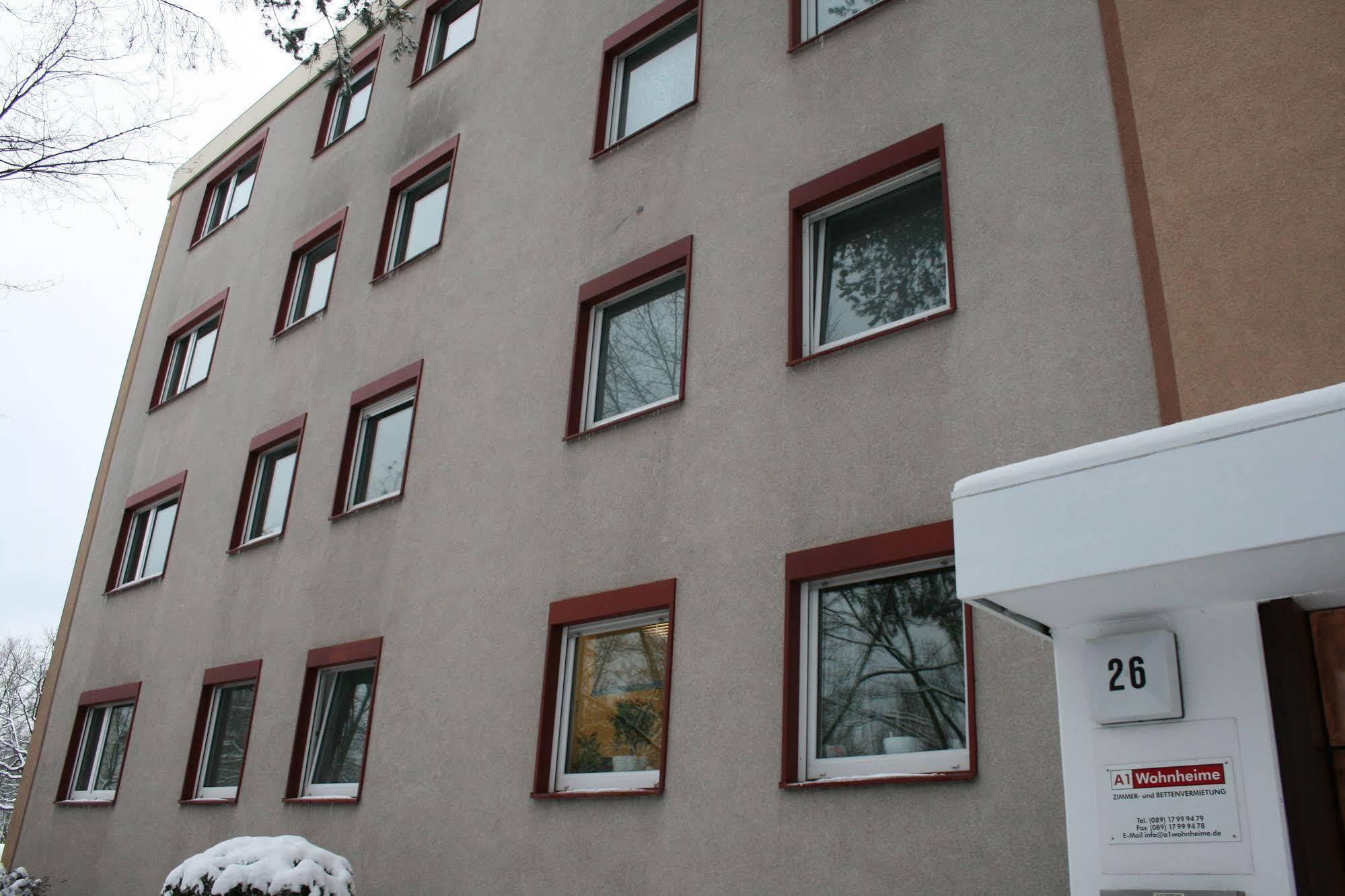 A1 Hostel Nrnberg