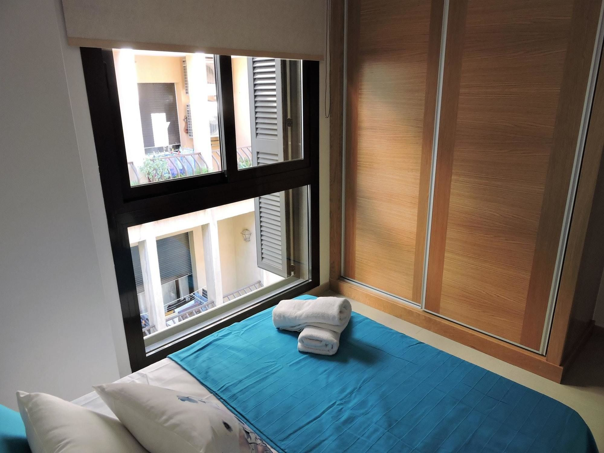 Apartment With 2 Bedrooms in Granada With Wonderful City View and Wif