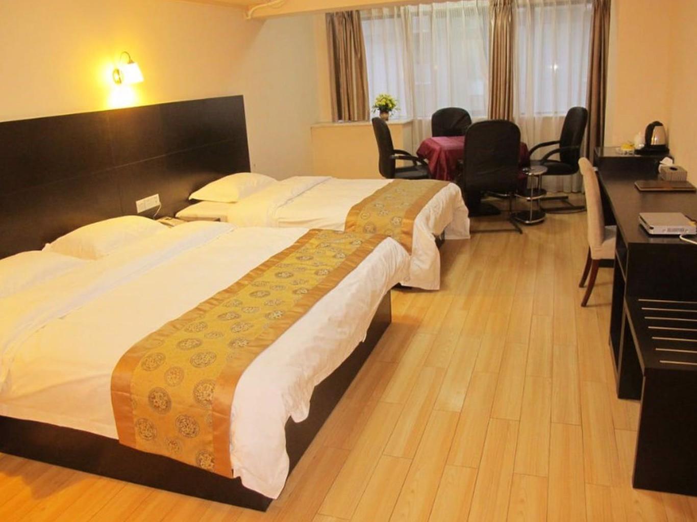 Gallery image of Hui Jun Shang Wu Hotel