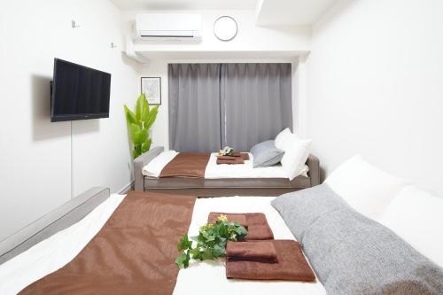 Eos Hotel Oimachi 602