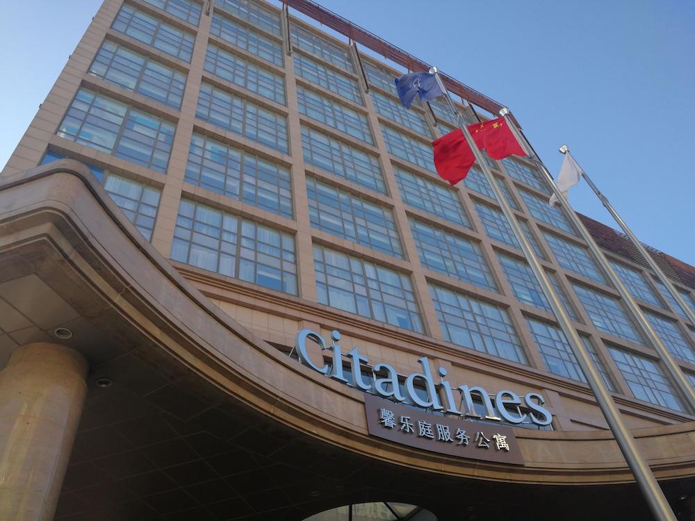 Citadines Beijing Ritan Original Named as Mercure Hotel Beijing Chaoyangmen