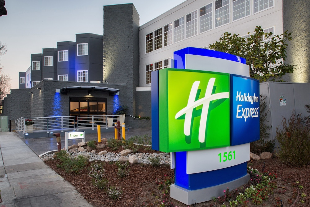 Holiday Inn Express Mountain View S Palo Alto