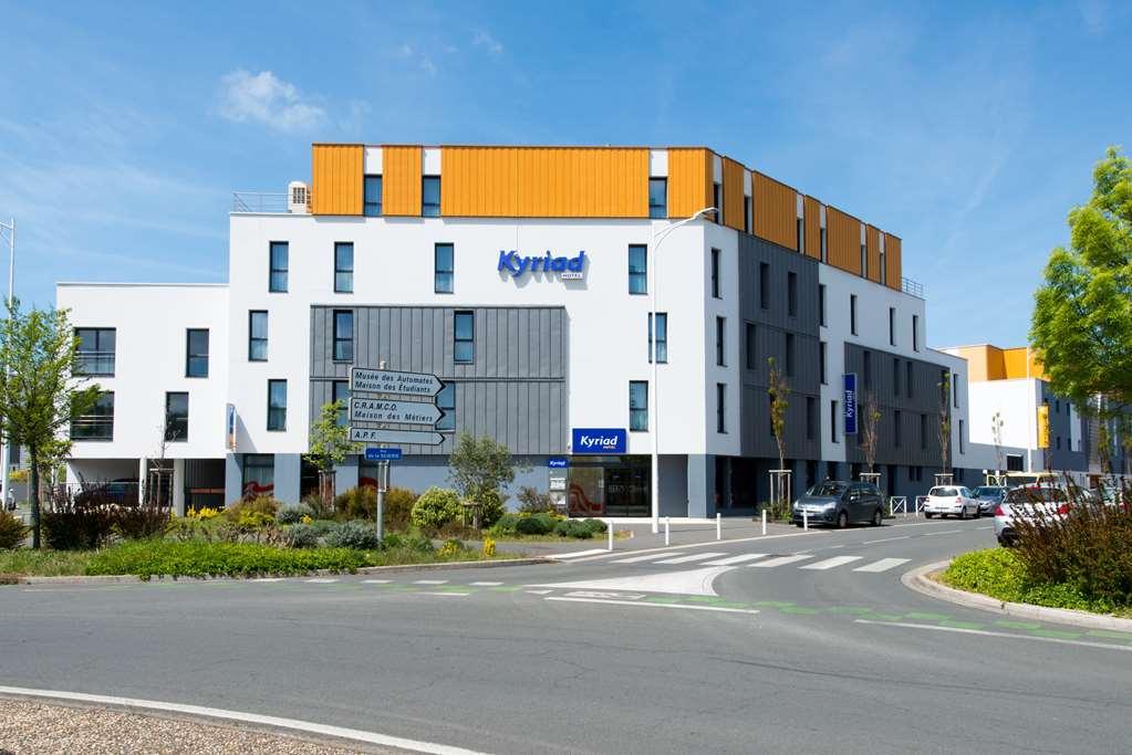Kyriad La Rochelle Centre Les Minimes