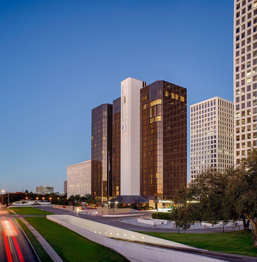 Doubletree By Hilton Hotel Houston Greenway Plaza