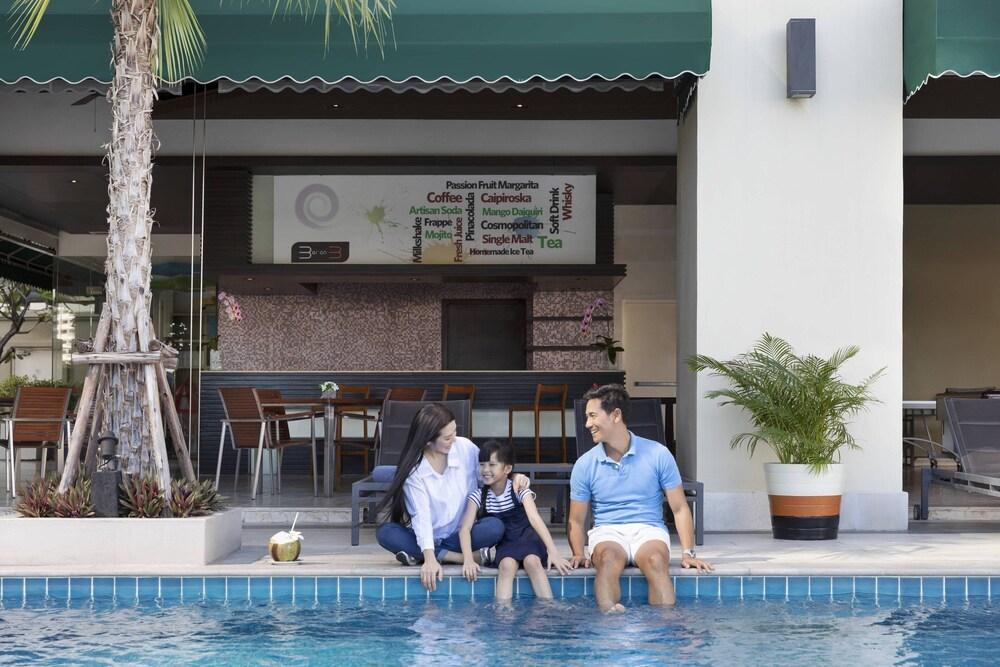 Sukhumvit Park Bangkok Marriott Executive Apartments